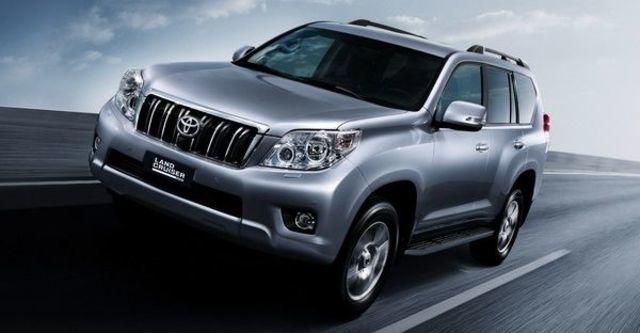2012 Toyota Land Cruiser Prado 4.0 VX  第18張相片