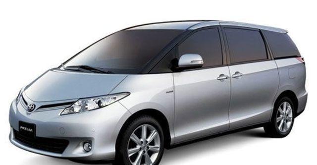 2012 Toyota Previa 3.5旗艦版  第1張相片