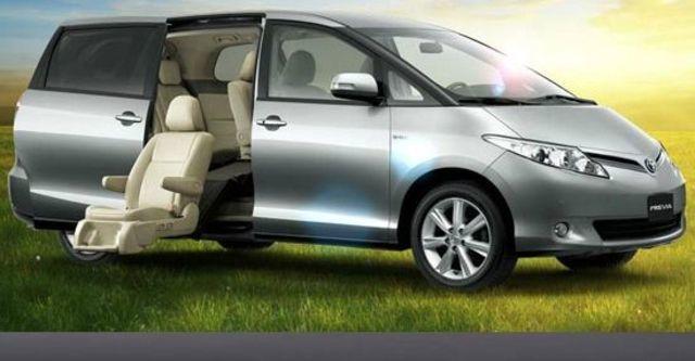 2012 Toyota Previa 3.5福祉車  第2張相片