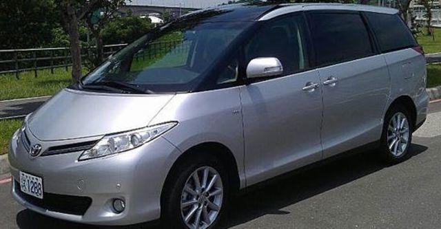 2012 Toyota Previa 3.5福祉車  第3張相片