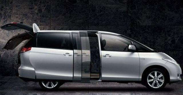 2012 Toyota Previa 3.5福祉車  第11張相片
