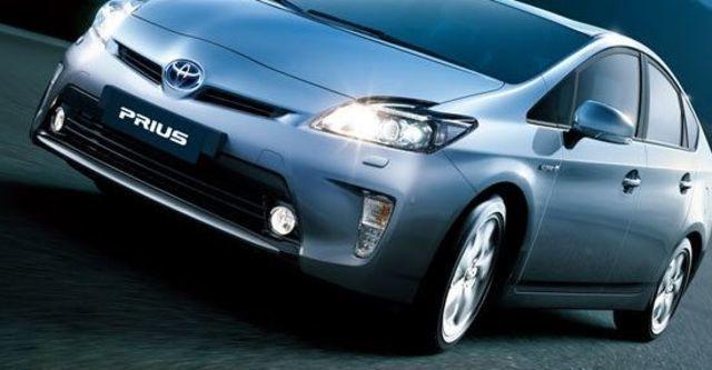 2012 Toyota Prius 1.8 G-Grade  第1張相片