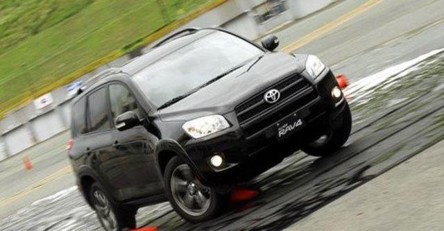 2012 Toyota RAV4 2.4 4WD旗艦版  第2張相片
