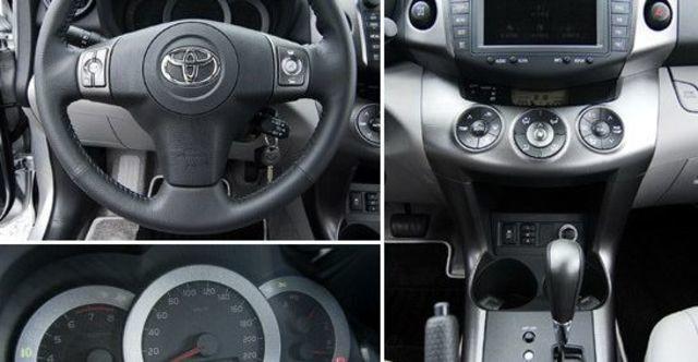 2012 Toyota RAV4 2.4 4WD旗艦版  第10張相片