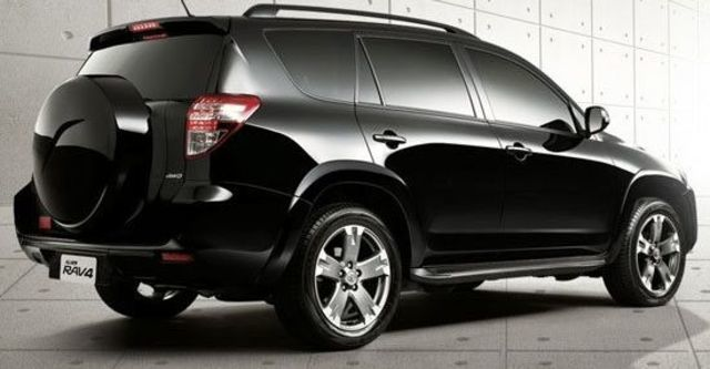 2012 Toyota RAV4 2.4 E天窗版  第1張相片