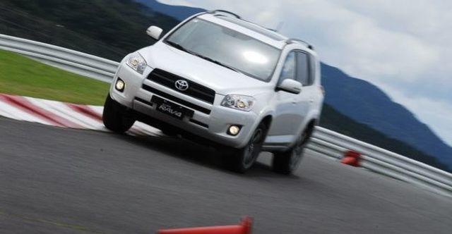 2012 Toyota RAV4 2.4 E天窗版  第3張相片