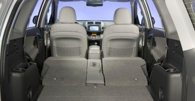 2012 Toyota RAV4 2.4 E天窗版  第5張相片
