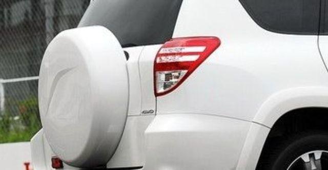 2012 Toyota RAV4 2.4 E天窗版  第9張相片