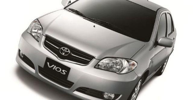 2012 Toyota Vios 1.5 E  第8張相片