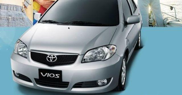 2012 Toyota Vios 1.5 J  第1張相片