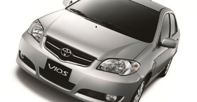 2012 Toyota Vios 1.5 J經典  第1張相片