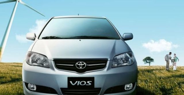 2012 Toyota Vios 1.5 J經典  第4張相片