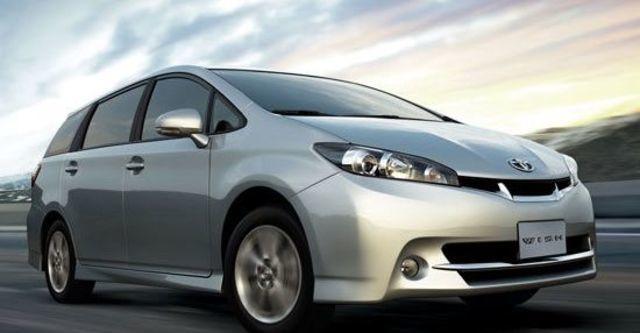 2012 Toyota Wish 2.0 G  第1張相片