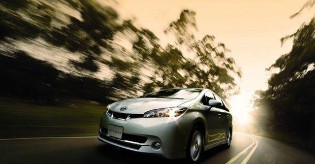 2012 Toyota Wish 2.0 G  第15張相片