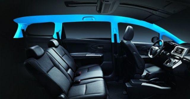 2012 Toyota Wish 2.0 G  第16張相片