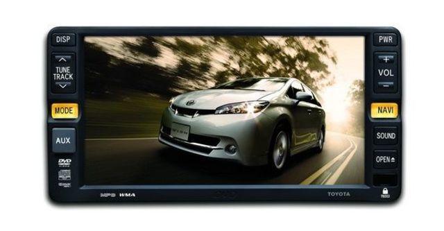 2012 Toyota Wish 2.0 G  第20張相片