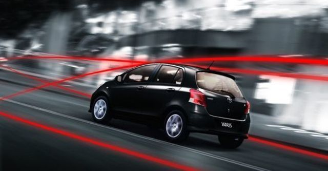 2012 Toyota Yaris 1.5 G Leather  第1張相片