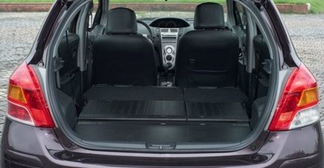 2012 Toyota Yaris 1.5 G Leather  第7張相片