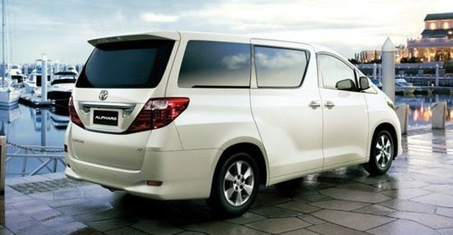 2011 Toyota Alphard 2.4  第4張相片