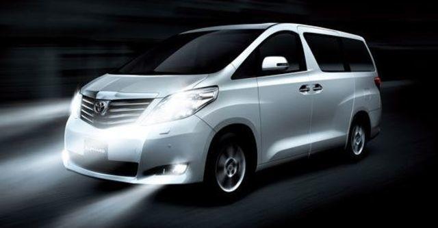 2011 Toyota Alphard 3.5  第1張相片