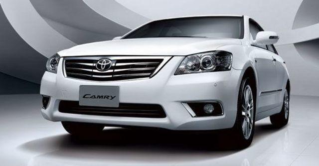 2011 Toyota Camry 2.4 E  第1張相片