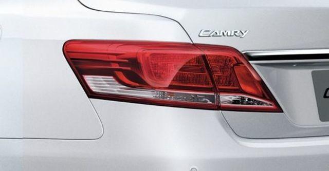 2011 Toyota Camry 2.4 E  第12張相片