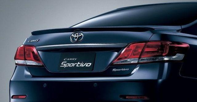 2011 Toyota Camry 2.4 Sportivo  第4張相片