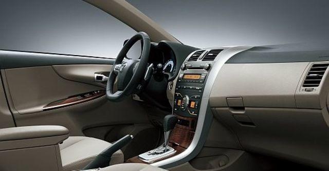 2011 Toyota Corolla Altis 1.8 E  第5張相片