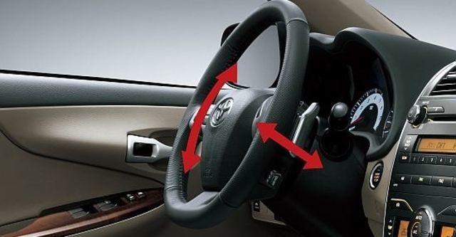 2011 Toyota Corolla Altis 2.0 G  第9張相片