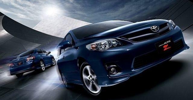 2011 Toyota Corolla Altis 2.0 Z  第1張相片