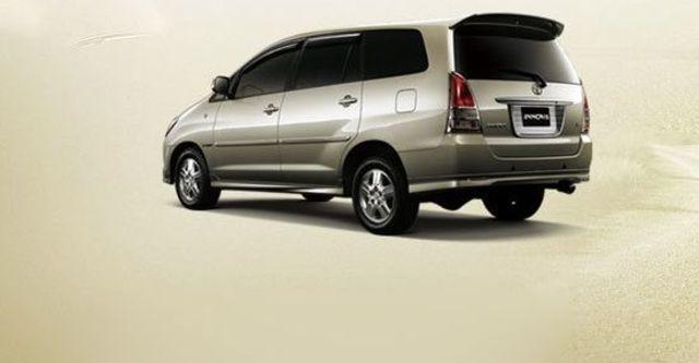 2011 Toyota Innova 2.7 G  第1張相片
