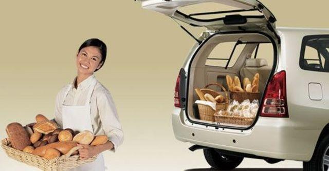 2011 Toyota Innova 2.7 G  第17張相片