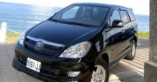 2011 Toyota Innova 2.7 Z Aero Tourer  第1張相片