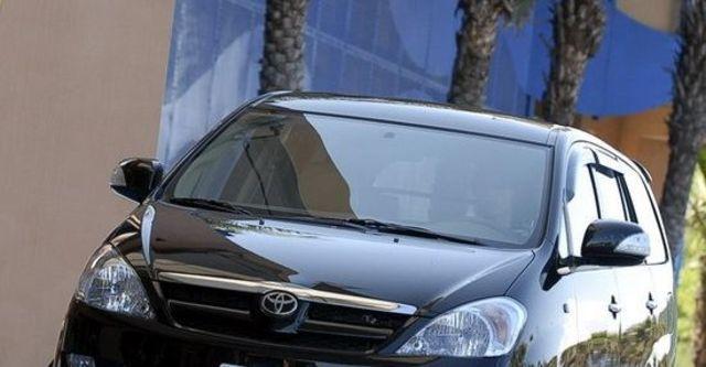 2011 Toyota Innova 2.7 Z Aero Tourer  第17張相片