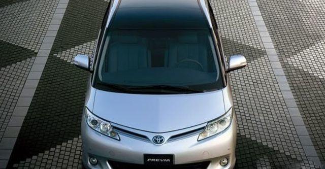2011 Toyota Previa 2.4豪華版  第2張相片