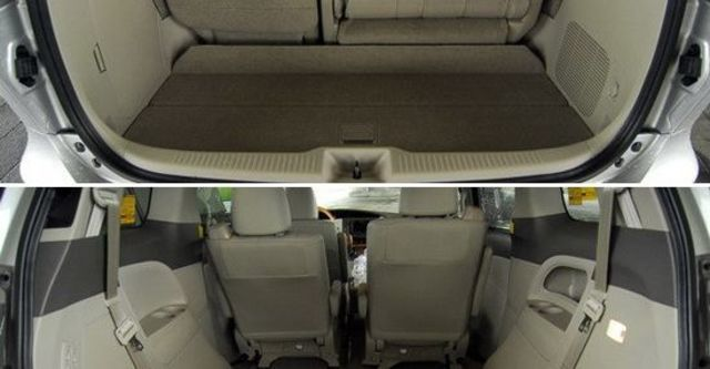 2011 Toyota Previa 3.5旗艦版  第6張相片