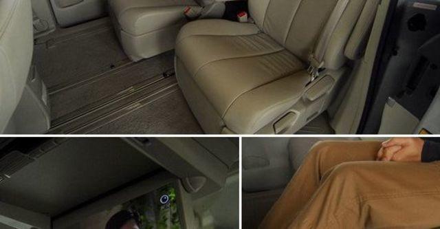 2011 Toyota Previa 3.5旗艦版  第10張相片
