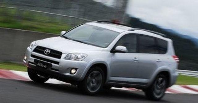 2011 Toyota RAV4 2.4 G  第2張相片