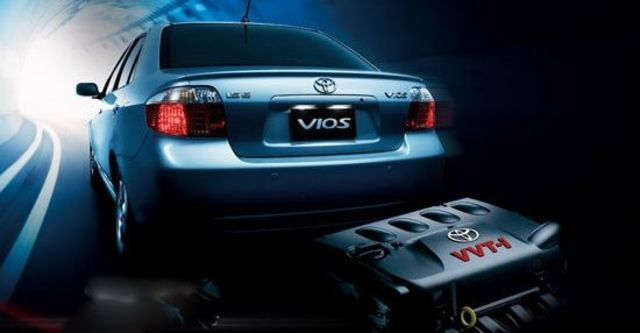 2011 Toyota Vios 1.5 J經典  第1張相片