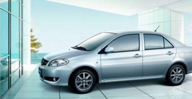 2011 Toyota Vios 1.5 J經典  第3張相片