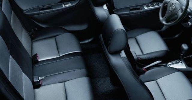 2011 Toyota Vios 1.5 J經典  第4張相片