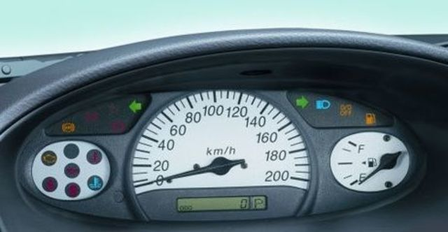 2011 Toyota Vios 1.5 J經典  第5張相片