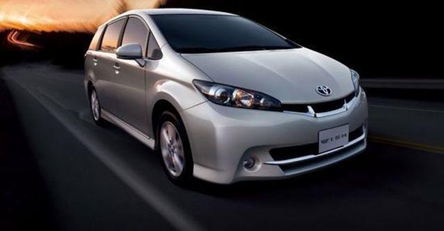 2011 Toyota Wish 2.0 E  第1張相片