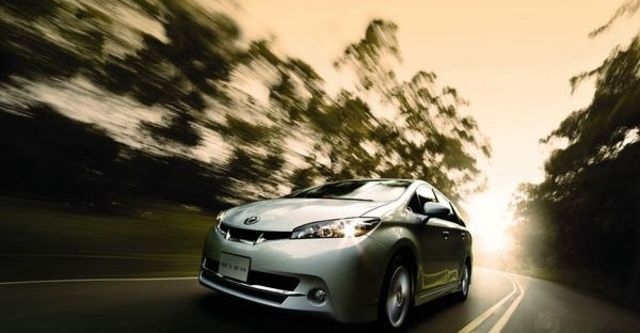 2011 Toyota Wish 2.0 E-Hi  第5張相片