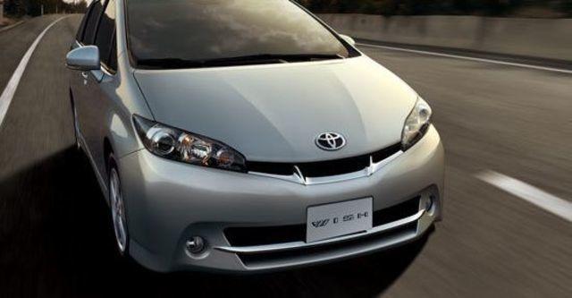 2011 Toyota Wish 2.0 J  第2張相片