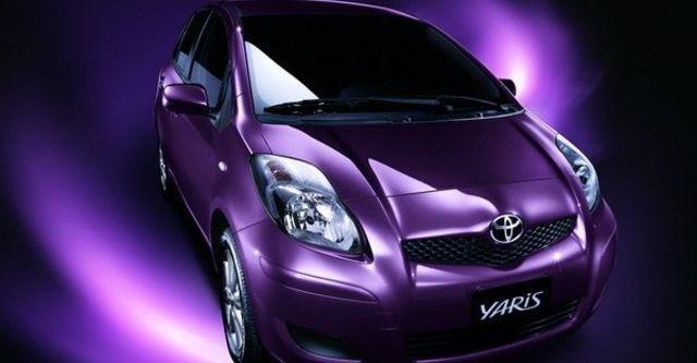 2011 Toyota Yaris 1.5 S  第2張相片