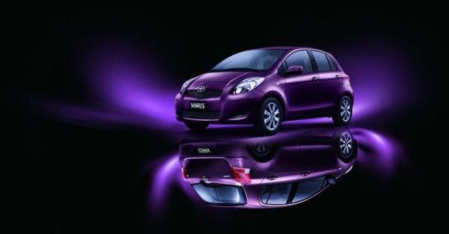 2011 Toyota Yaris 1.5 S  第5張相片