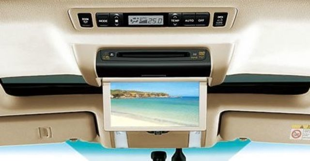 2010 Toyota Alphard 3.5  第5張相片