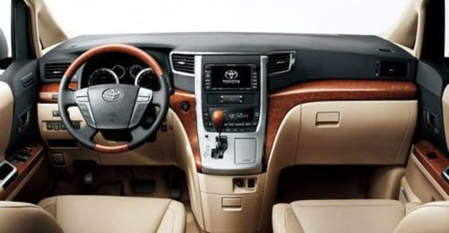 2010 Toyota Alphard 3.5  第6張相片