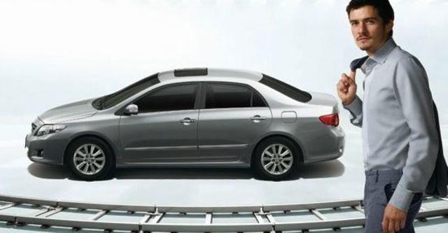 2010 Toyota Corolla Altis 1.8 J經典版  第1張相片